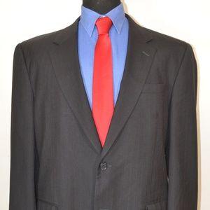 Jos A Bank 46L Sport Coat Blazer Suit Jacket